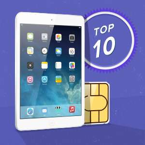 Can you use a Three All-You-Can-Eat SIM card in your tablet?