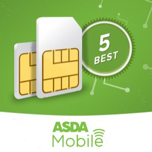 5 best Asda Mobile SIM-only deals