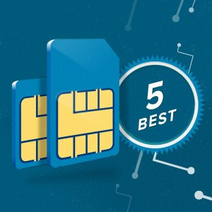 5 of the best 4G SIM-only deals