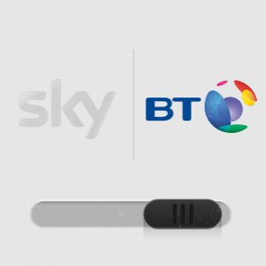 How to switch between Sky and BT
