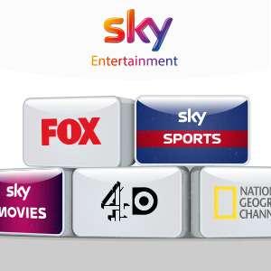 Sky Entertainment Dazubuchen