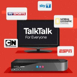TalkTalk TV review