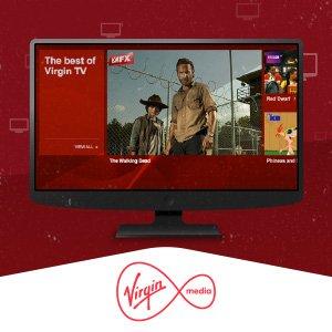 Virgin media tv package deals