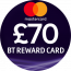 £70 Reward Card