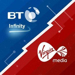 BT broadband vs Virgin Media broadband
