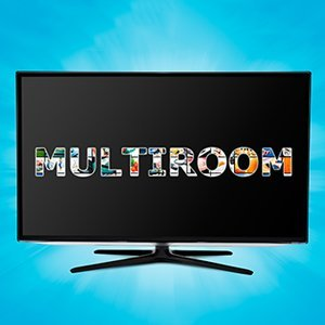 How to get multi-room TV
