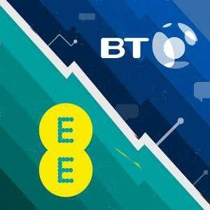 BT broadband vs EE broadband