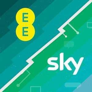 Sky broadband vs EE broadband