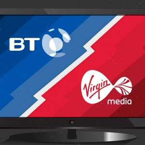 BT TV vs Virgin Media TV
