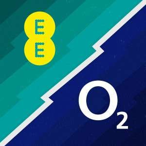EE mobile vs O2 mobile