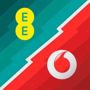 EE mobile vs Vodafone mobile