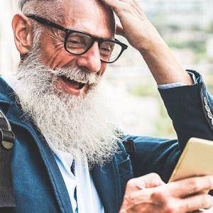 Broadband for older people