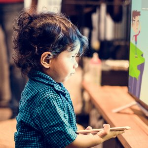 Which TV channel is best for children's education?
