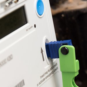 Prepayment meters and pay as you go energy