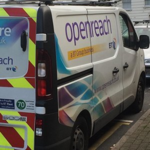 What is Openreach?